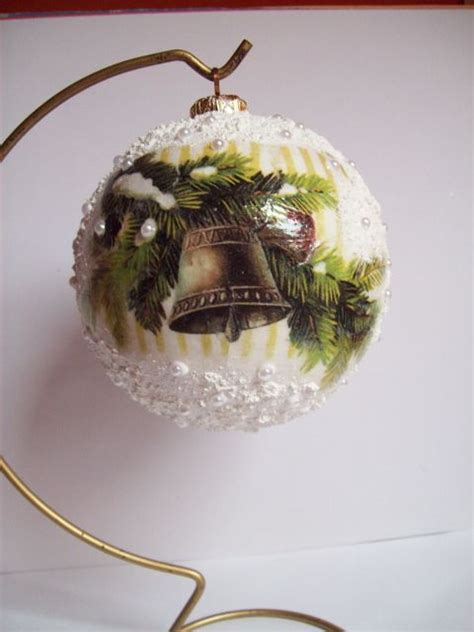 decoupage balls decoupage balls and on