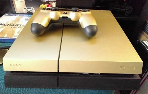 ps4 console for sale ps4 console playstation 4 gold sony 1951395 7353 for sale