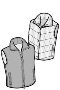 Green Pepper Patterns. Heavy duty / sportswear patterns