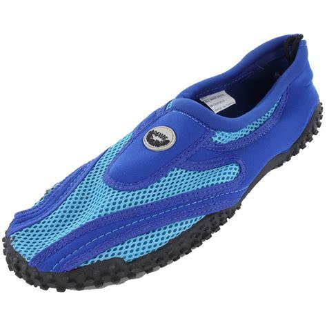 mens water shoes aqua socks exercise pool