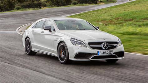 meet the new mercedes cls 63 amg top gear