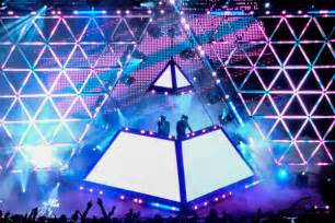 daft punk famous songs daft punk s famous pyramid stage is being rebuilt for 2017
