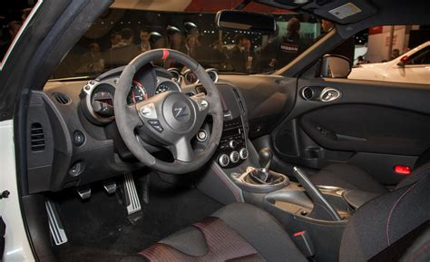 2014 Nissan 370z Nismo Interior by Car And Driver