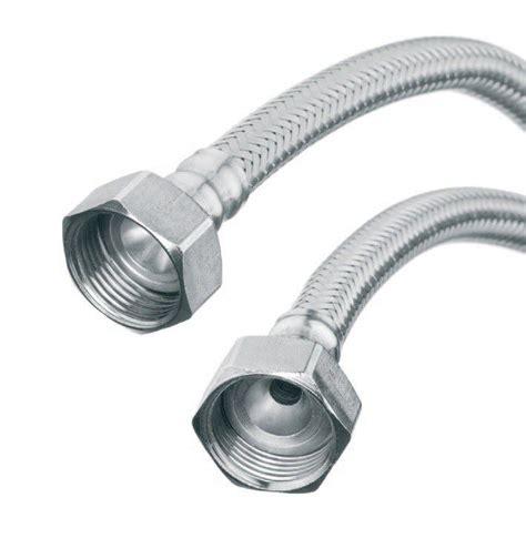 Tap Connector Hose flexi kitchen basin monobloc tap connector hose pipe m10 3 8 quot 1 2 quot 3 4 quot ebay