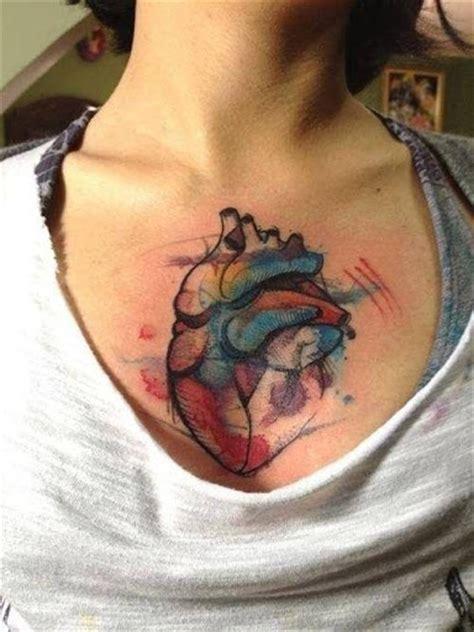 beautiful  fabulous heart tattoos
