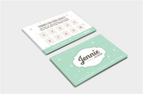 loyalty card template illustrator free loyalty card templates psd ai vector brandpacks