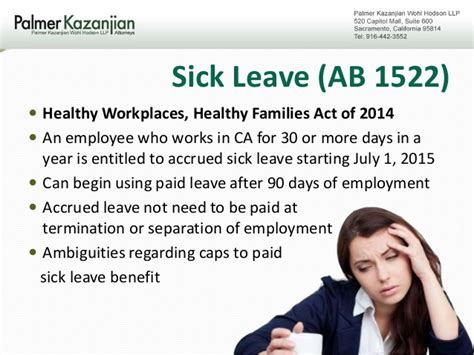 notice to employee labor code section 2810 5 2015 labor and employment law updates seminar ppt