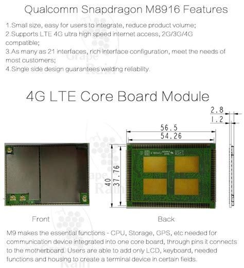 chip snapdragon 3g modem qualcomm snapdragon chip quad core cpu board