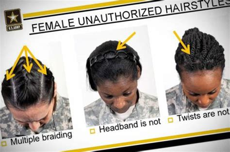 Bias Hair African American Haircut | discrimination against the african american women in the