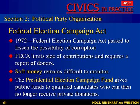 election section ppt chapter 10 electing leaders powerpoint presentation