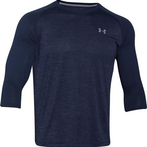 T Shirt Kaos Armour 4 armour tech raglan t shirt 3 4 sleeve s