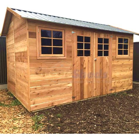 how to assemble a stilla willow timber shed