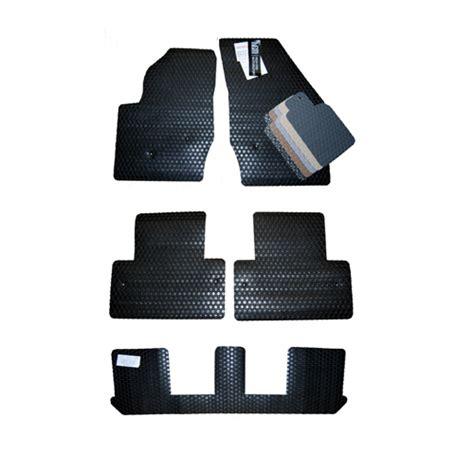 cargo mat for 2013 ford flex ford flex custom all weather floor mats
