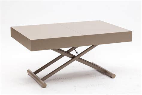 tavolo salvaspazio tavolino trasformabile in tavolo da pranzo regolabile in