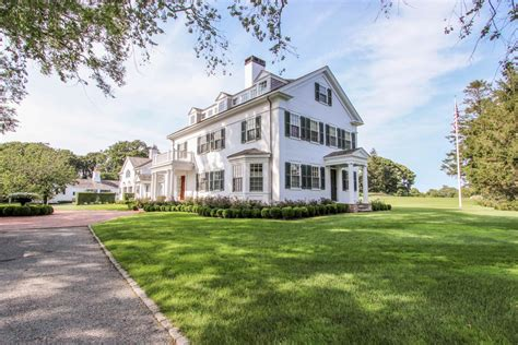 Chappaquiddick Golf Course For Sale Iconic Estate On Marthas Vineyard Massachusetts Luxury Homes Mansions For Sale