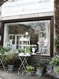 store front windows sidewalk cafe amp shops pinterest