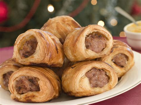 sausage rolls introduced to america for first time in new