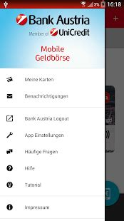 mobile banking bank austria bank austria mobile geldb 246 rse android apps on play