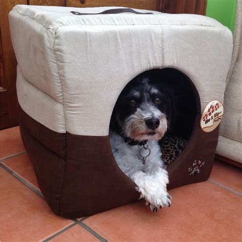 dog igloo bed me my luxury super soft cat dog igloo box pet bed warm
