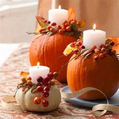 Thanksgiving Table Centerpieces Diy Easy Thanksgiving Crafts Projects For Adults
