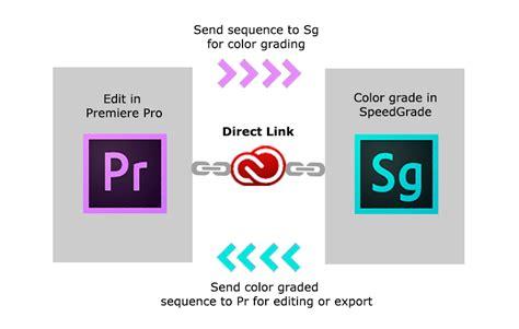 speedgrade workflow workflow for adobe premiere pro cc speedgrade cc