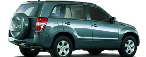 Maruti Suzuki Escudo Price In India Maruti Suzuki Grand Vitara Facelift Reviews Price In