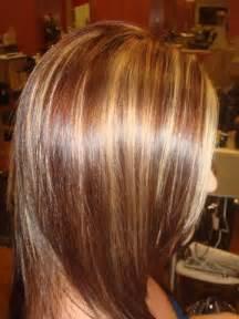 chunky hair color auburn hair with chunky highlights pinpoint