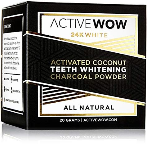 top   activated charcoal powders  white teeth