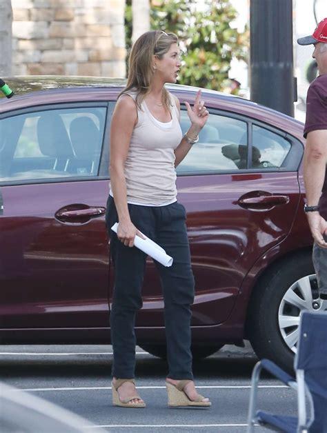 Jen On Motherhood by Aniston On Mothers Day Set 24 Gotceleb