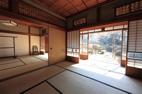 japanese houses interior japanese traditional style house interior design 和風建築 わふ flickr