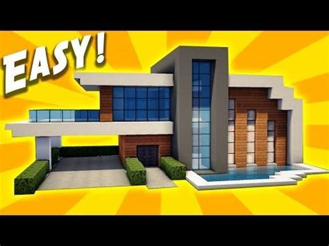 build a mansion online minecraft how to build a small modern house tutorial