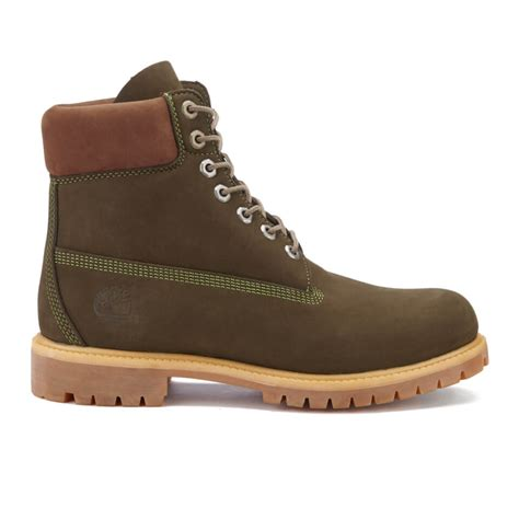 s 6 inch timberland boots timberland s 6 inch premium boots olive