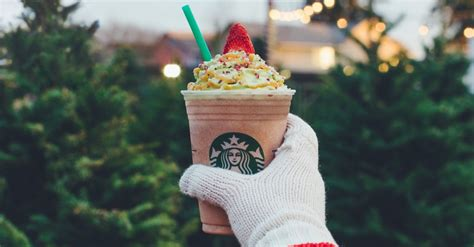 Starbucks Christmas Tree Frappuccino: The Most Festive Frap Yet