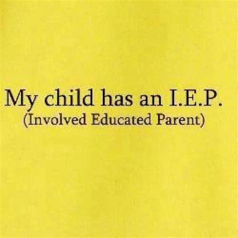 4d Af15 special education parents iep quotes quotesgram