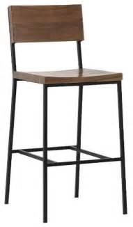 Rustic bar stool counter stool modern bar stools and counter