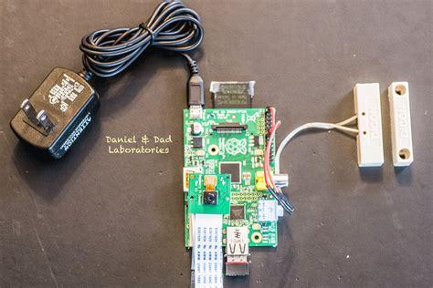 diy home security system using raspberry pi