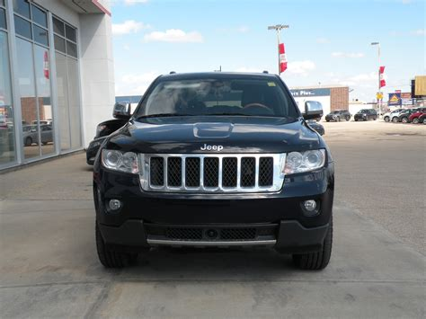 Pre Owned Jeep Grand 2013 Pre Owned 2012 Jeep Grand Overlander Suv In