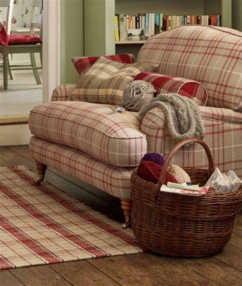 laura ashley red sofa the 25 best plaid sofa ideas on pinterest cabin