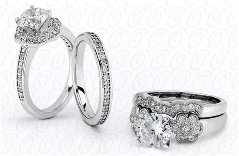 Wedding Ring Designers New York by The Unique Settings Collection Elmira New York Brand