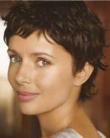 wavy pixie hair pixie cut for thick wavy hair the best short hairstyles