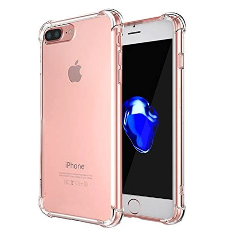 iphone 7 plus dostyle shock absorption bumper soft tpu import it all