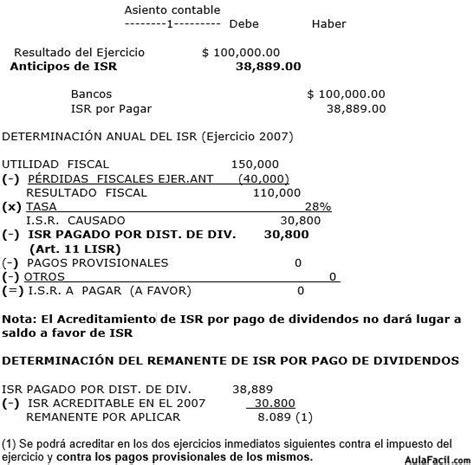 pagos provisionales de isr de las personas contadormx curso gratis de pagos provisionales de isr e impac