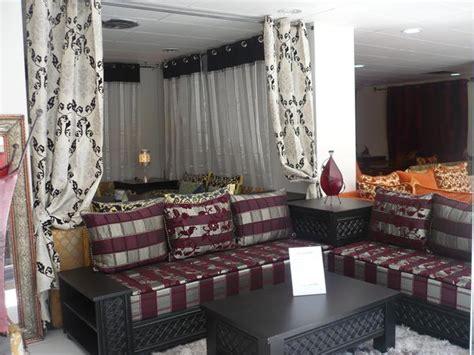 Superbe Les Tapis De Salon Marocain #5: meuble-de-salon-marocain.jpg