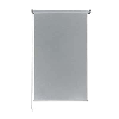 tenda a rullo motorizzata tenda a rullo motorizzata mesh grigio 120 x 250 cm prezzi