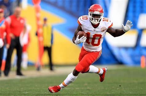 Football Addiction 22 tyreek hill named top breakout player