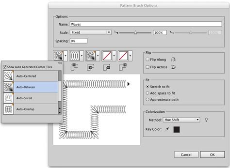 illustrator pattern edge adobe illustrator how to generate a guilloche effect at
