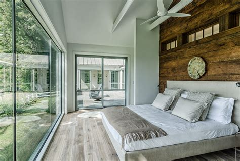 rustic contemporary bedroom defining elements of the modern rustic home