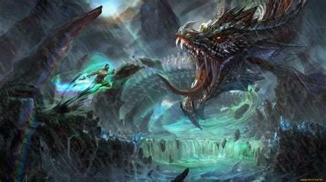 wallpaper abyss dragons dragon art id 70515 art abyss