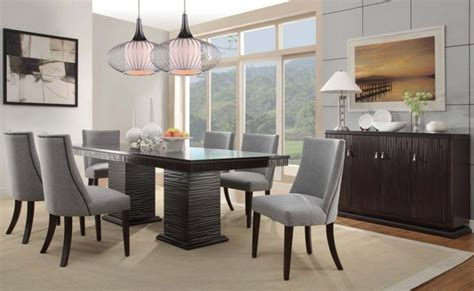 modern dining room sets for 8 amazing modern formal dining room sets gallery 3d house