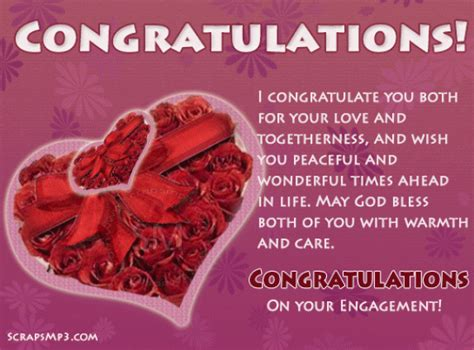Wedding Congratulation Message In Advance by 42 Congratulation Engagement Greetings Picture